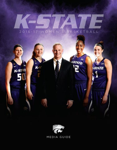 43962cfa70 2016 17 K-State WBB Media Guide by K-State Athletics - issuu