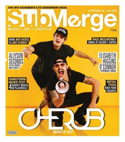 Submerge Magazine: Issue 224 (October 10 - 24, 2016) by
