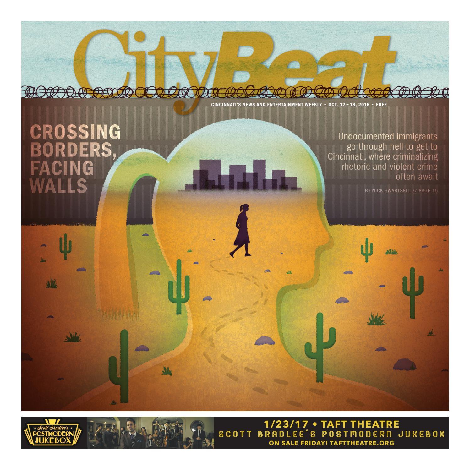 Citybeat Oct 12 2016 By Cincinnati Citybeat Issuu