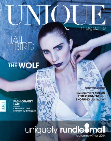 aed67928b8d Unique Magazine AW14 by Algo Más - issuu
