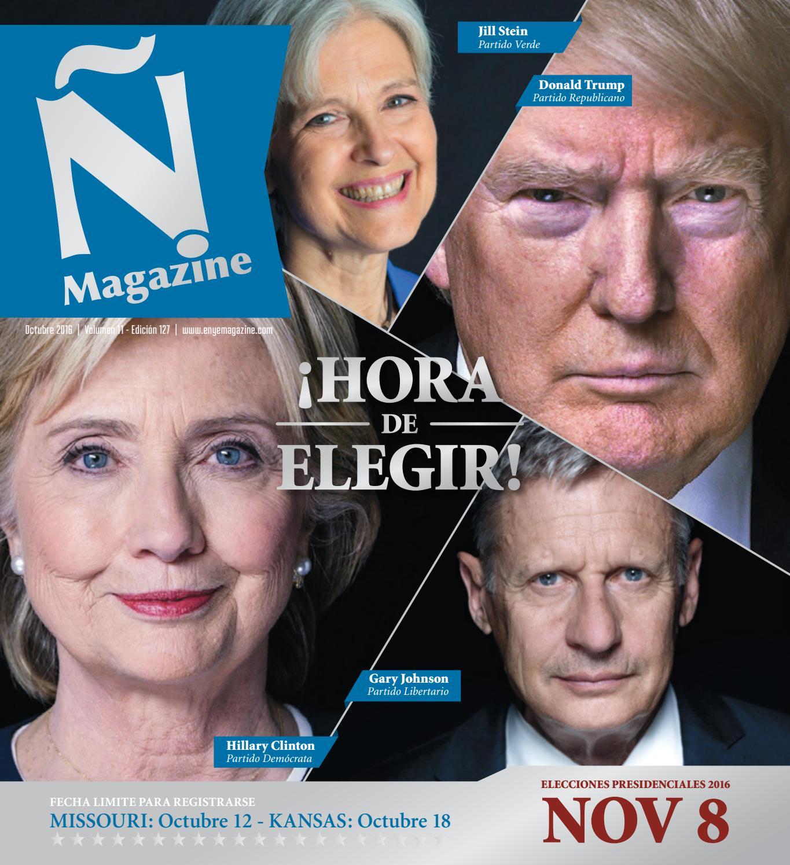 Ñ Magazine - Octubre 2016 - Kansas City by Ñ Magazine - issuu