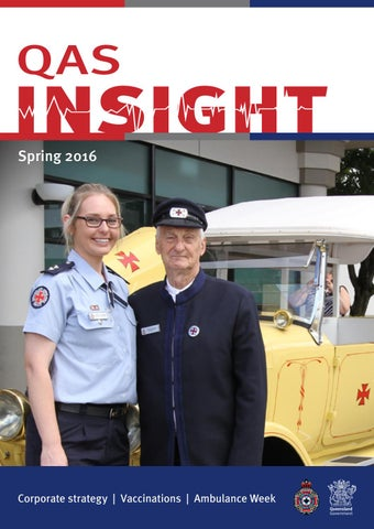 QAS Insight Magazine - Spring 2016 edition by QAS Media - issuu