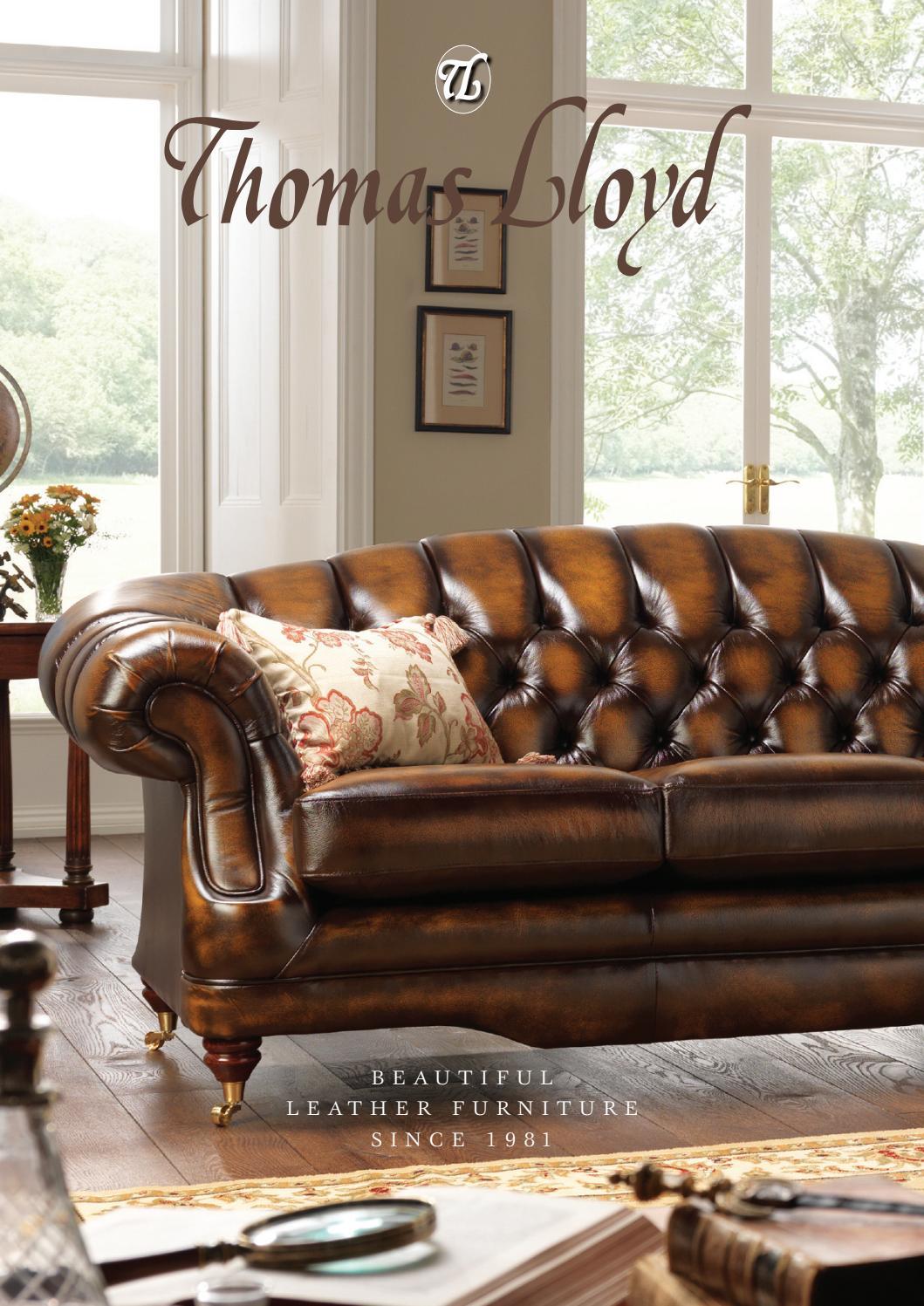 Thomas Lloyd Furniture Brochure By Thomas Lloyd Issuu