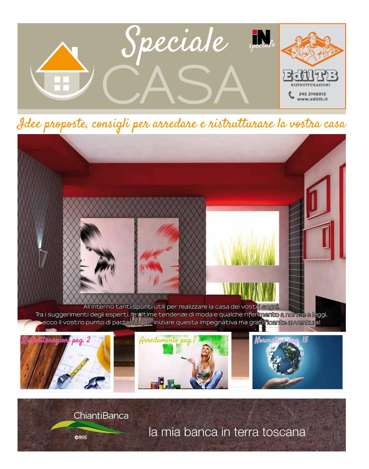 Detrazione Tinteggiatura Interna 2016 speciale casa 2016 by edimediafi - issuu