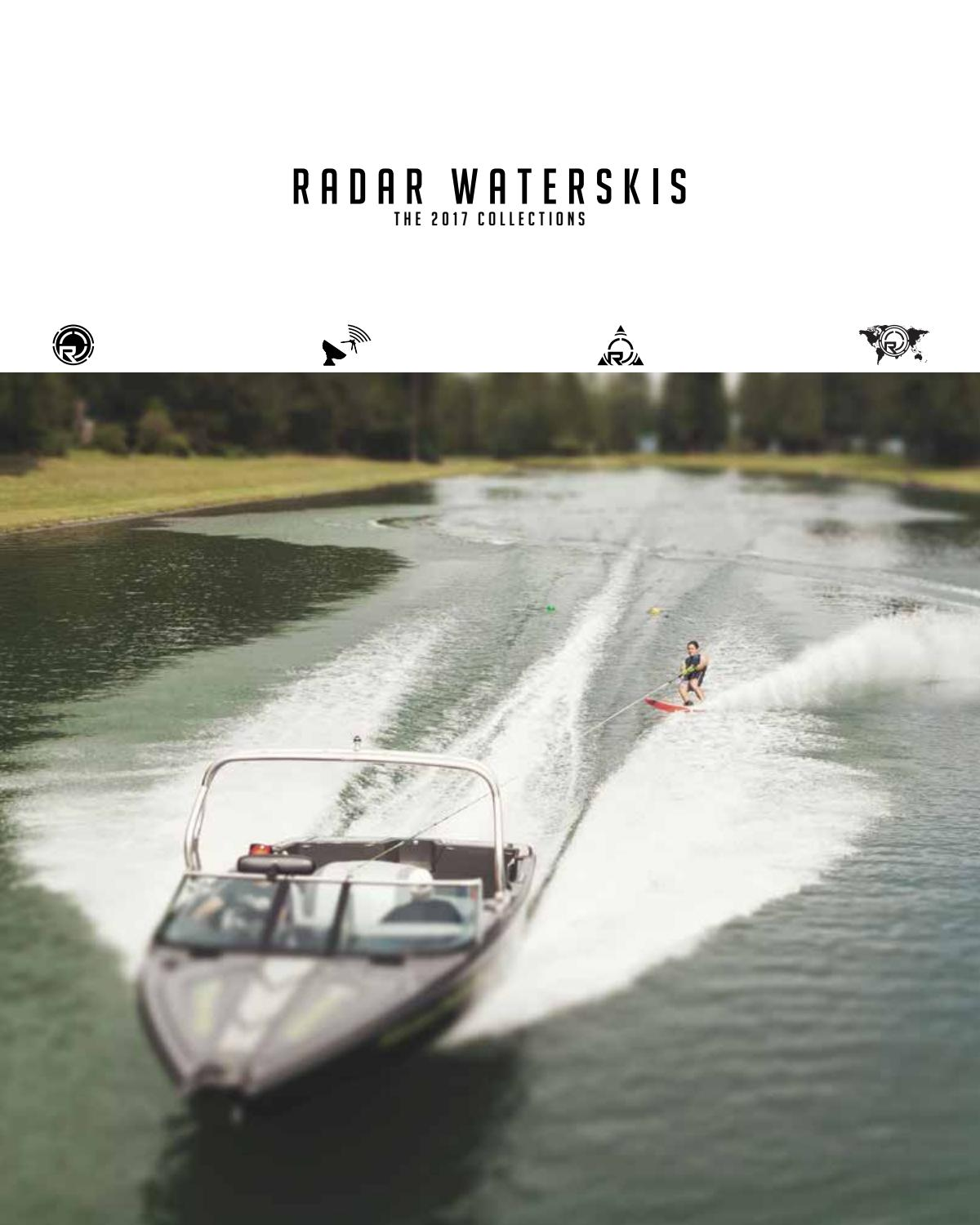 2017 Radar Skis Brochure By Watersports World Uk Issuu Handle Bikers Nmax Limited Black Editionhandle