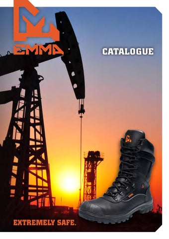 Emma Safety Footwear catalogue Oil & Gas
