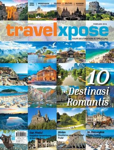 TravelXpose Magazine - Februari 2016 by Your Destination is Treasure ... 359728455e