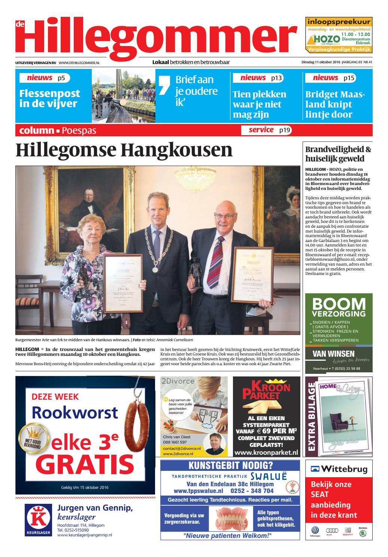 hg week 41 16 by uitgeverij verhagen issuu