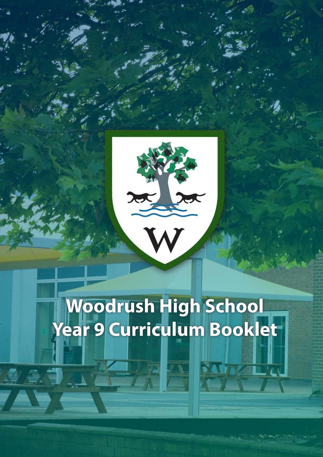 Year 9 curriculum booklet by Woodrush High - issuu