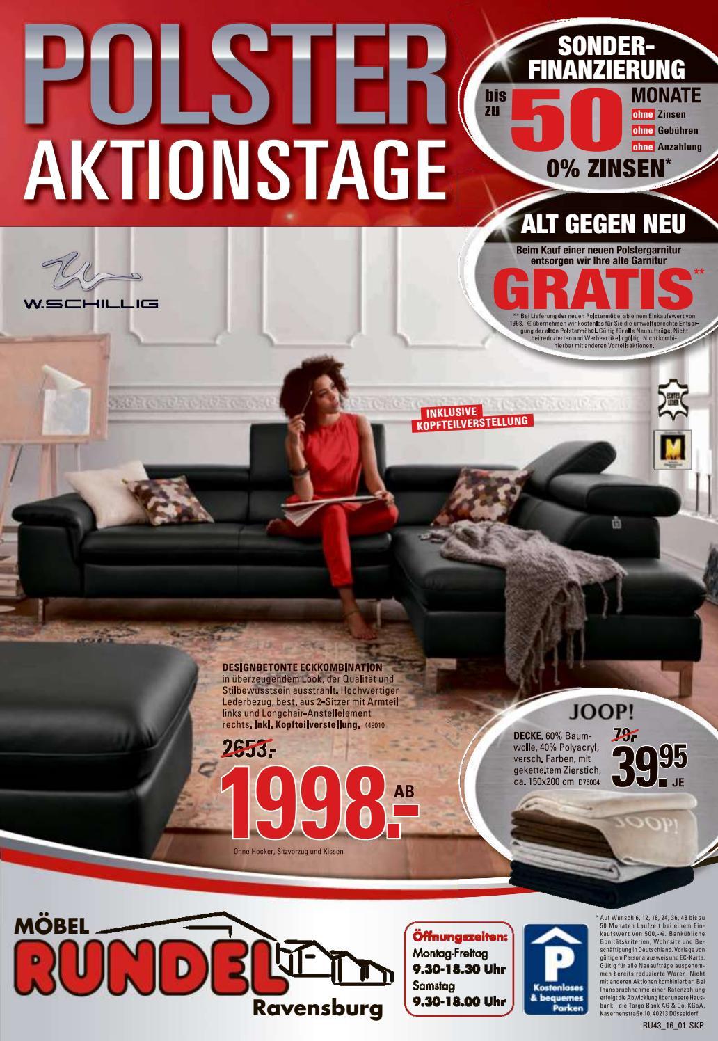 moebel rundel kw43 by russmedia digital gmbh issuu. Black Bedroom Furniture Sets. Home Design Ideas