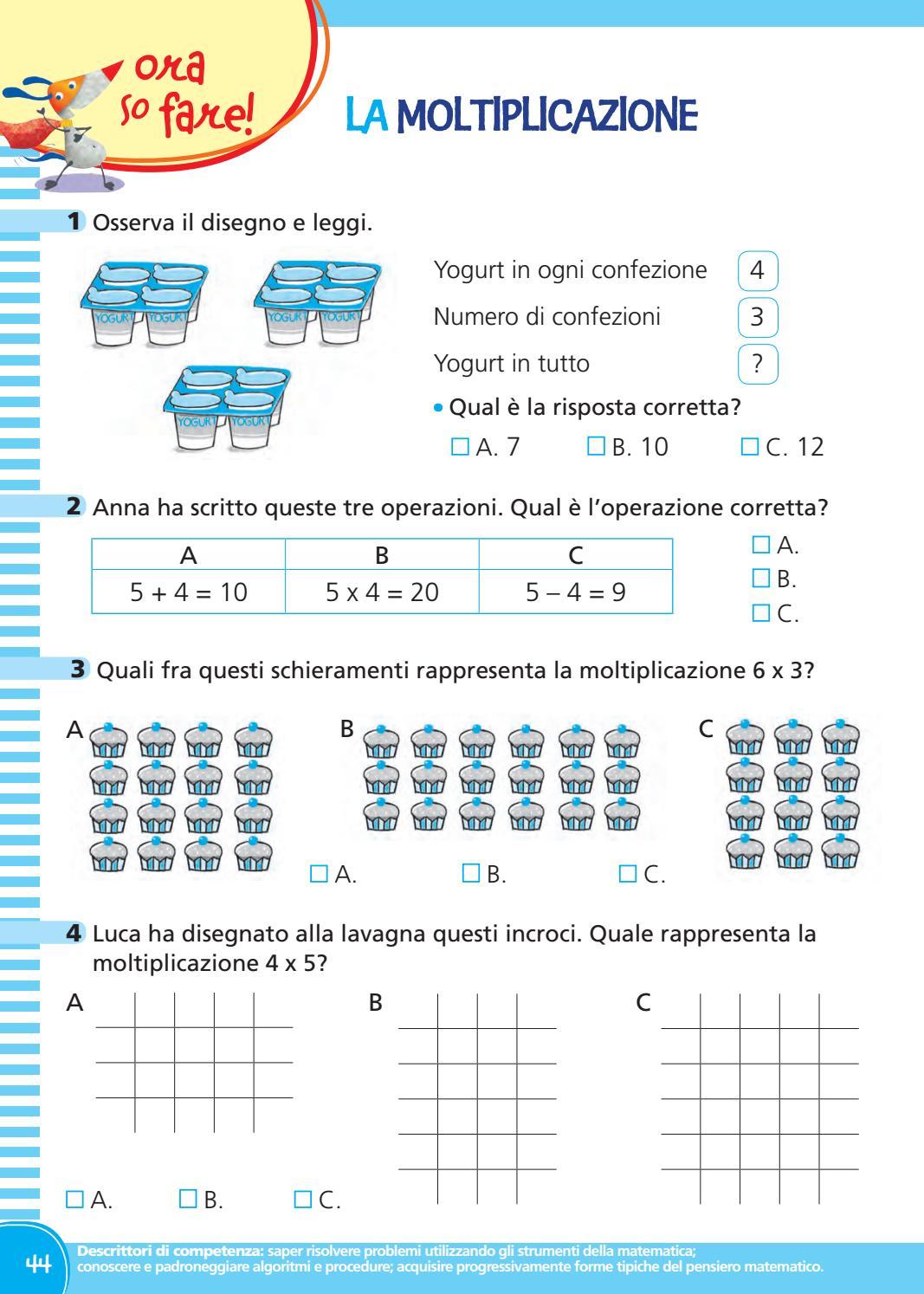 Il mio super quaderno matematica 2 by Amelie - Issuu