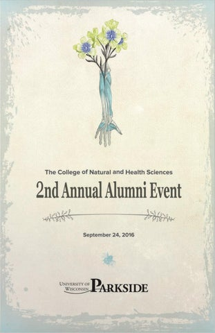 cnhs 2nd annual alumni event program booklet by university of