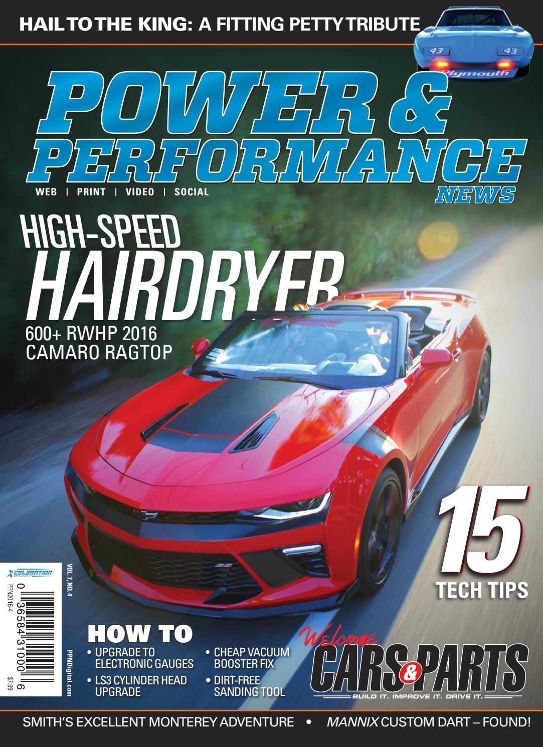 power performance news winter 2016 by xceleration media issuu