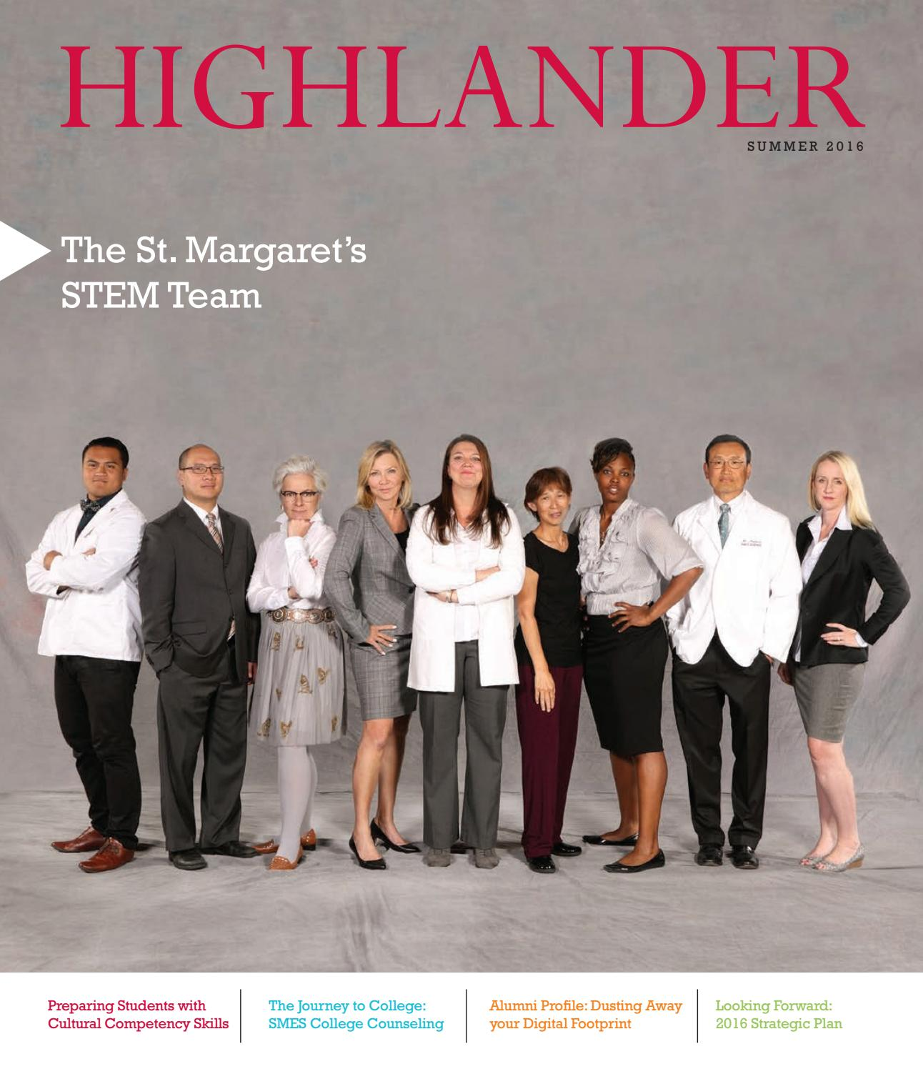 Highlander Summer 2016 By St Margarets Episcopal School Issuu Game At The Toy Fair In New York City Is Called Circuit