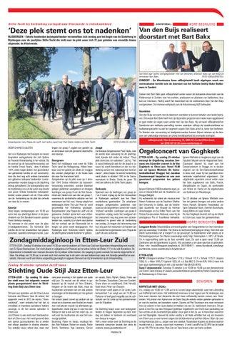 Etten-leurse Bode 12-10-2016 by Uitgeverij de Bode - issuu