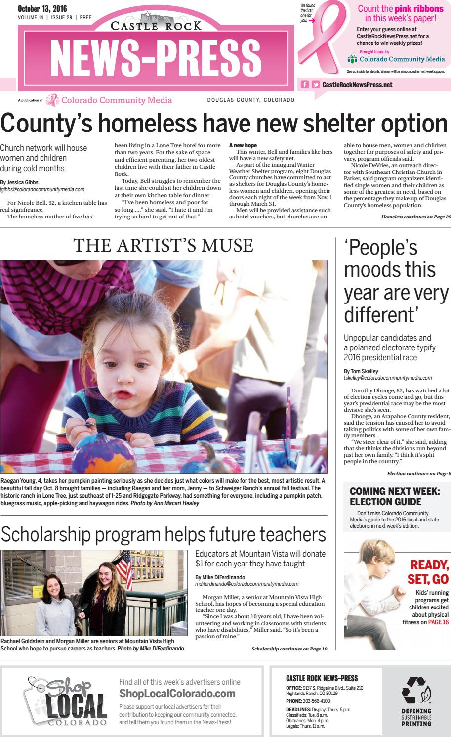 Castle Rock News Press 1013 By Colorado Community Media Issuu Fan Control Switches At Aubuchon Hardware