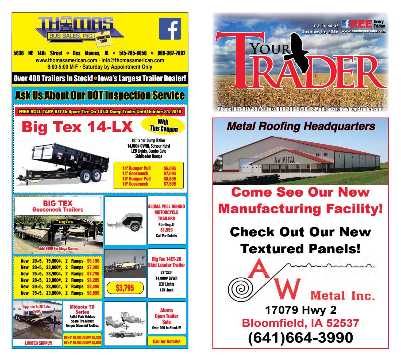 Hawkeyetrader 101416 by Hawkeye Trader - issuu