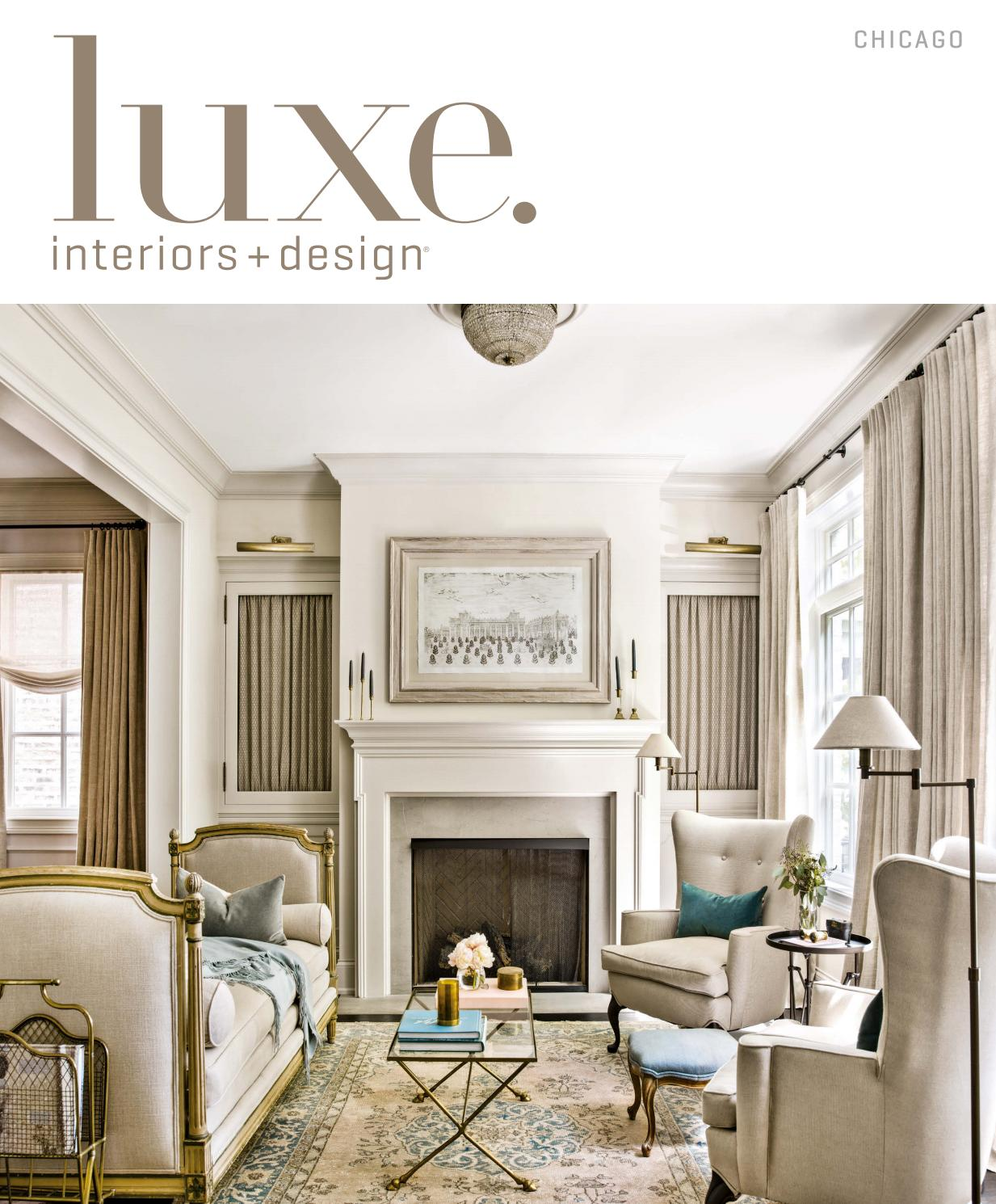 Luxe Magazine November 2016 Chicago By SANDOW®   Issuu