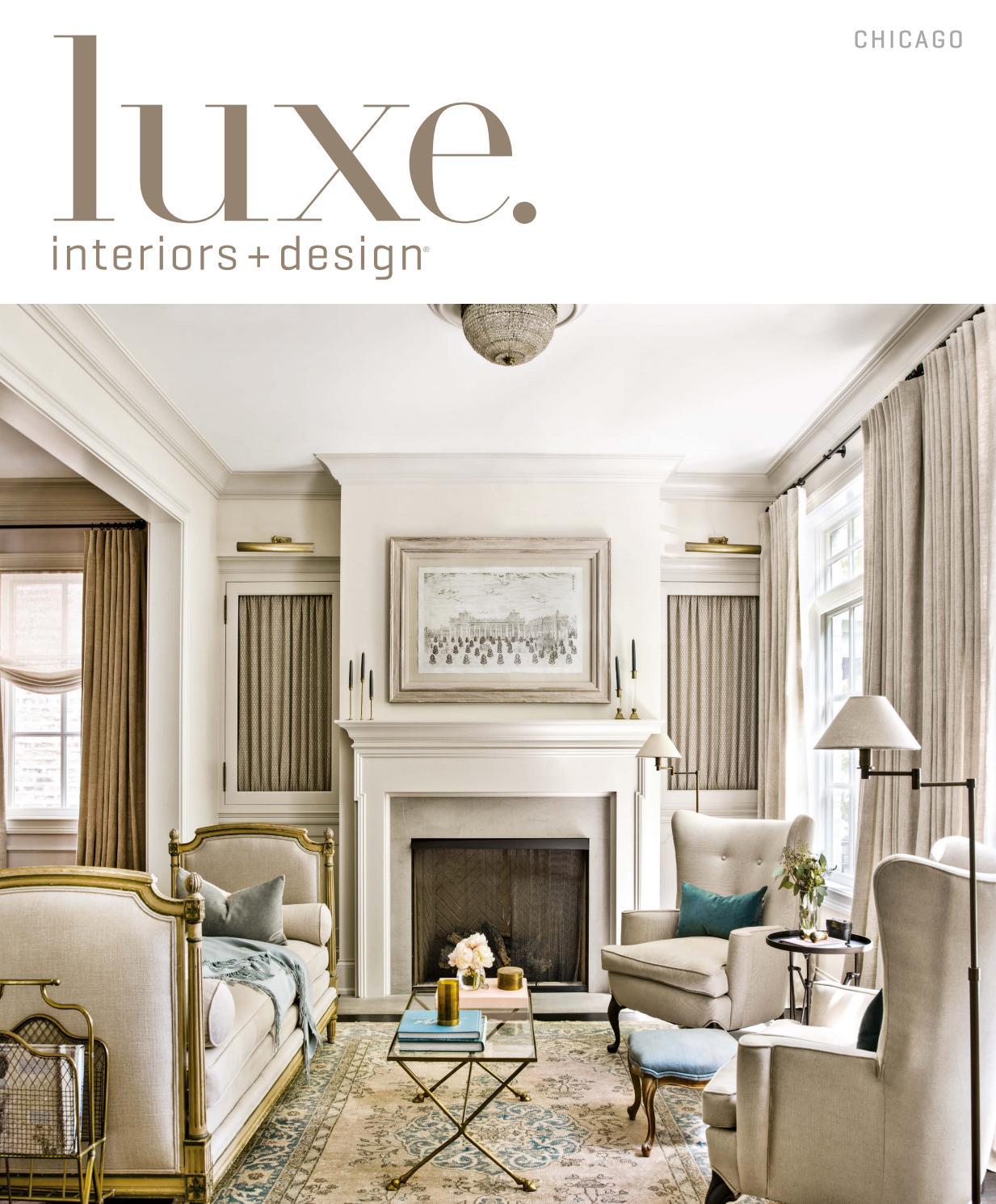 Luxe Magazine November 2016 Chicago