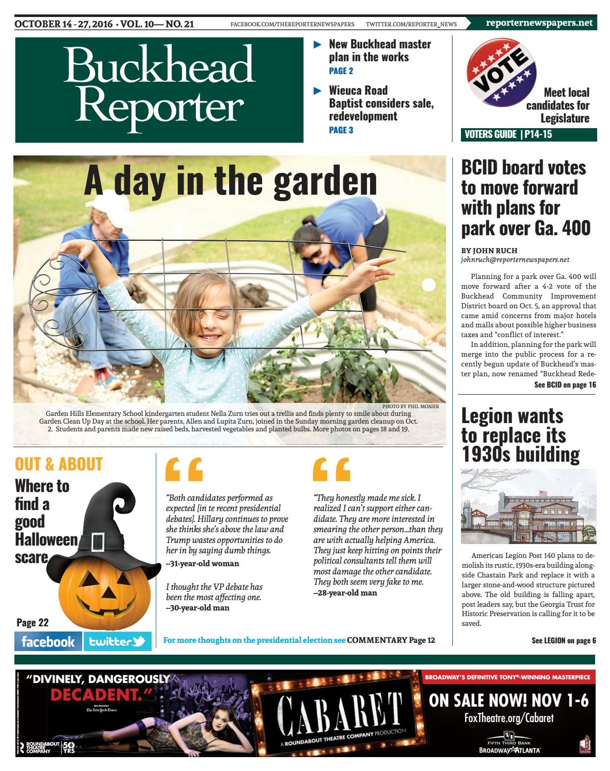 101416 Buckhead Reporter by Reporter Newspapers - issuu