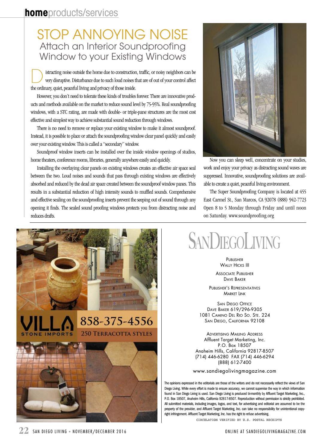 San Diego Living September/October 2013 by Affluent Target