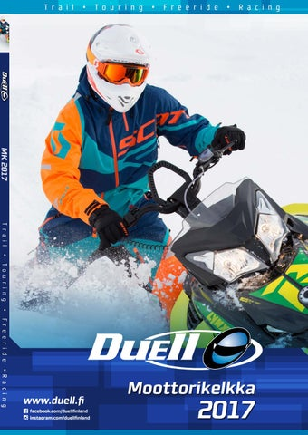 MK19 Varusteet by Duell Bike-Center Oy - issuu dce9cd729a