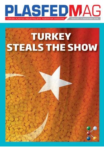 Plasfedmag Turkish Plastics Industrialists Federation Magazine By