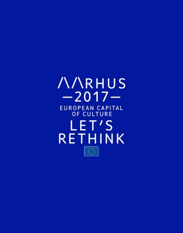 5803d99bb7cd European Capital of Culture Aarhus 2017 Programme Book by Aarhus ...