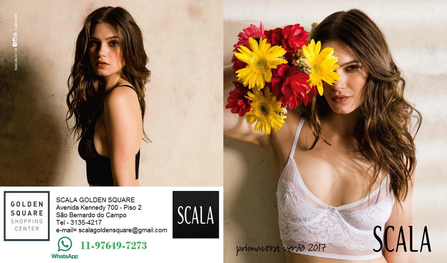 3912d5de78 Coleção primavera verão scala by Scala Golden Square - issuu