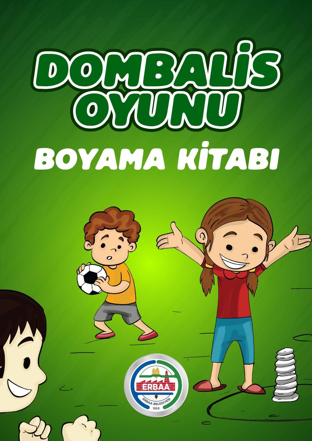 Dombalis Oyunu Boyama Kitabi By Erbaa Belediyesi Issuu