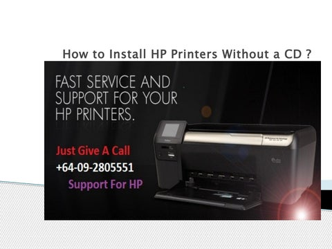 How to install hp printers without a cd ? by Una Hodges - issuu