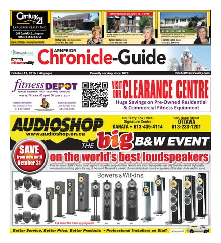 7a243e7e2f13 Arnprior101316 by Metroland East - Arnprior Chronicle-Guide - issuu