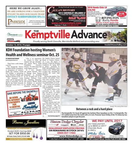 2a117258 Kemptville101316 by Metroland East - Kemptville Advance - issuu