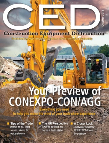 October 1016 final by associated equipment distributors issuu page 1 fandeluxe Choice Image
