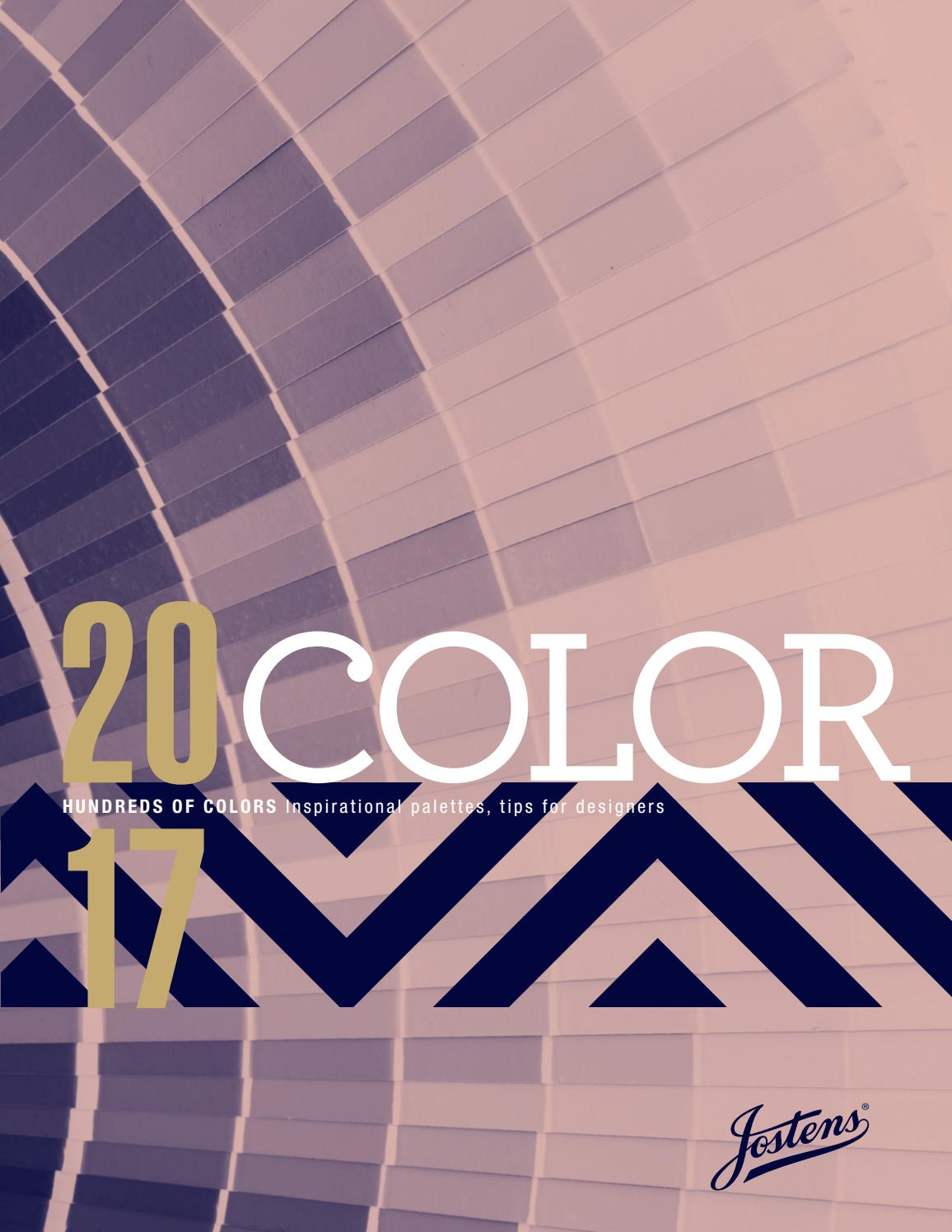 2017 Color Guide by Jostens Yearbook - issuu