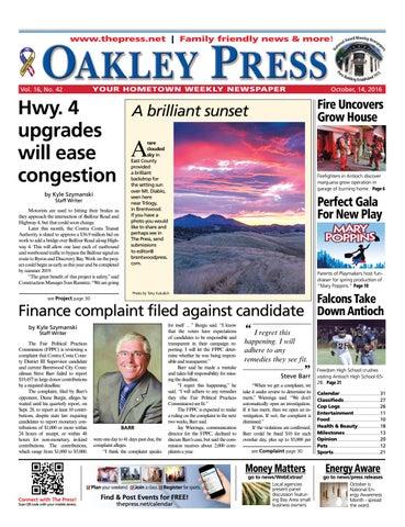 9b8953eed4a Oakley Press 10.14.16 by Brentwood Press   Publishing - issuu