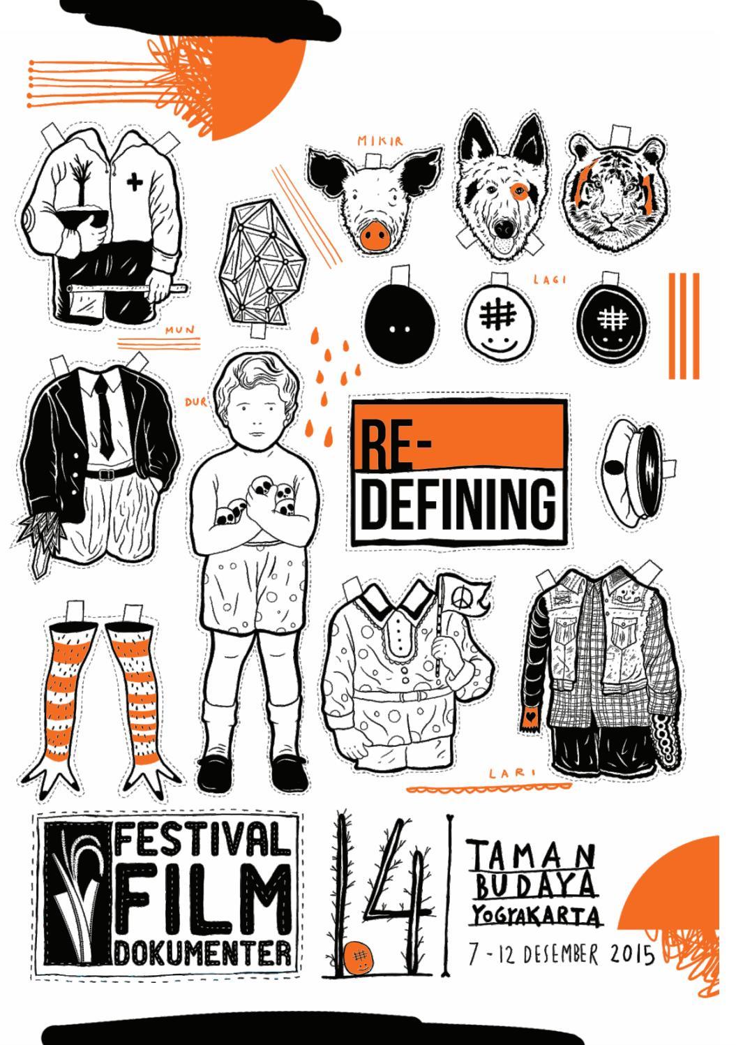 Ffd 2015 Program Book By Festival Film Dokumenter Issuu