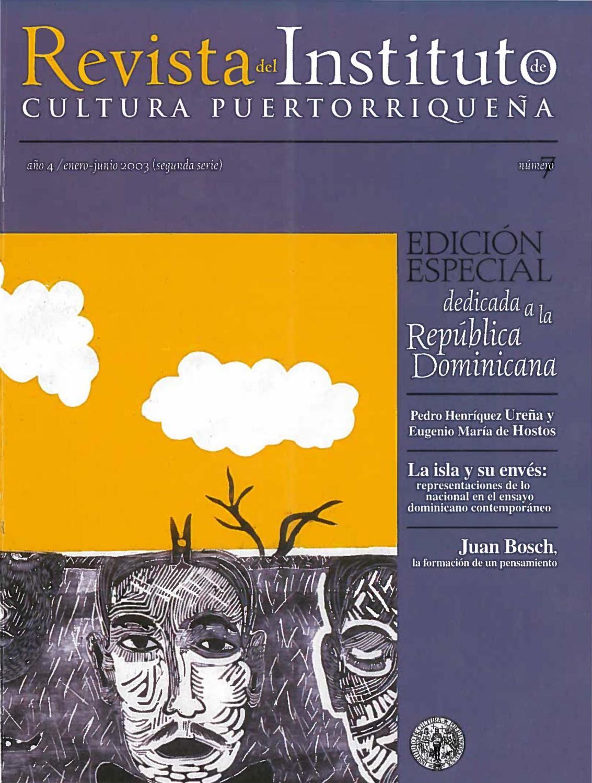 Revista Del Instituto De Cultura Puertorriqueña By Colección