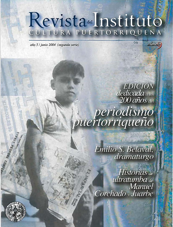 Niños Haciendo Porno En El Instituto revista del instituto de cultura puertorriqueñala