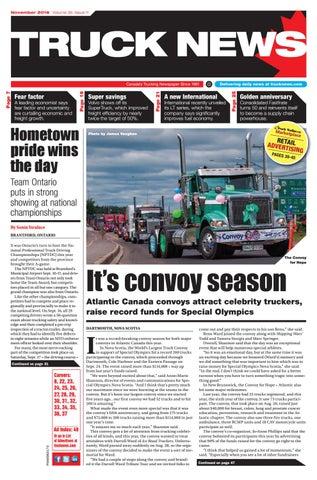 Truck News November 2016