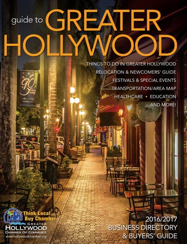 81ec96c97a Greater Hollywood Chamber of Commerce 2016 2017 Business Directory ...
