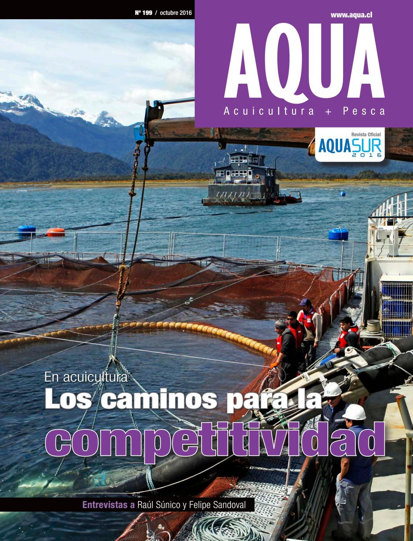 Revista AQUA 199 - Octubre 2016 by Editec - issuu 824c688edb385
