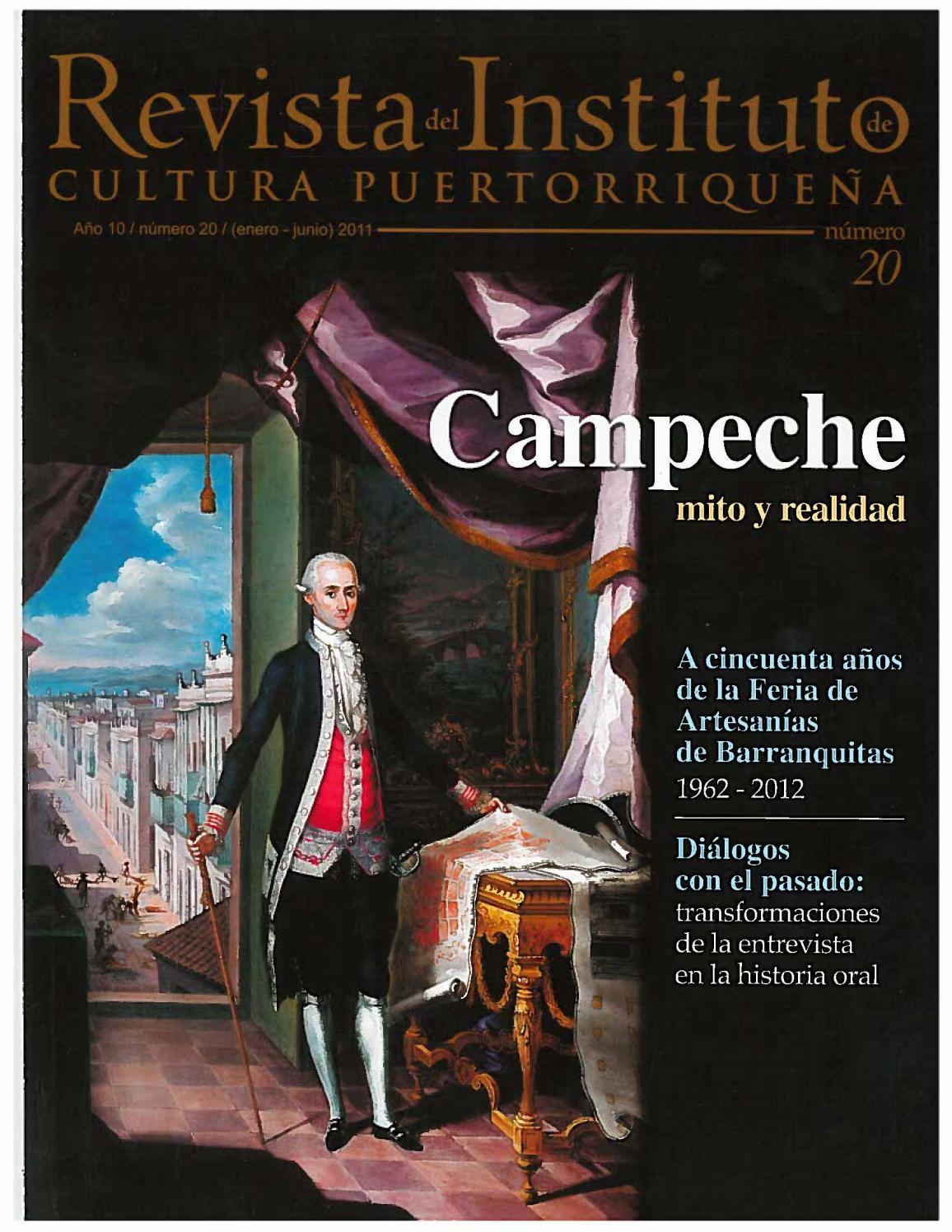 Revista del Instituto de Cultura Puertorriqueña by Colección Puertorriqueña  UPR RP - issuu 80a9bcc3606