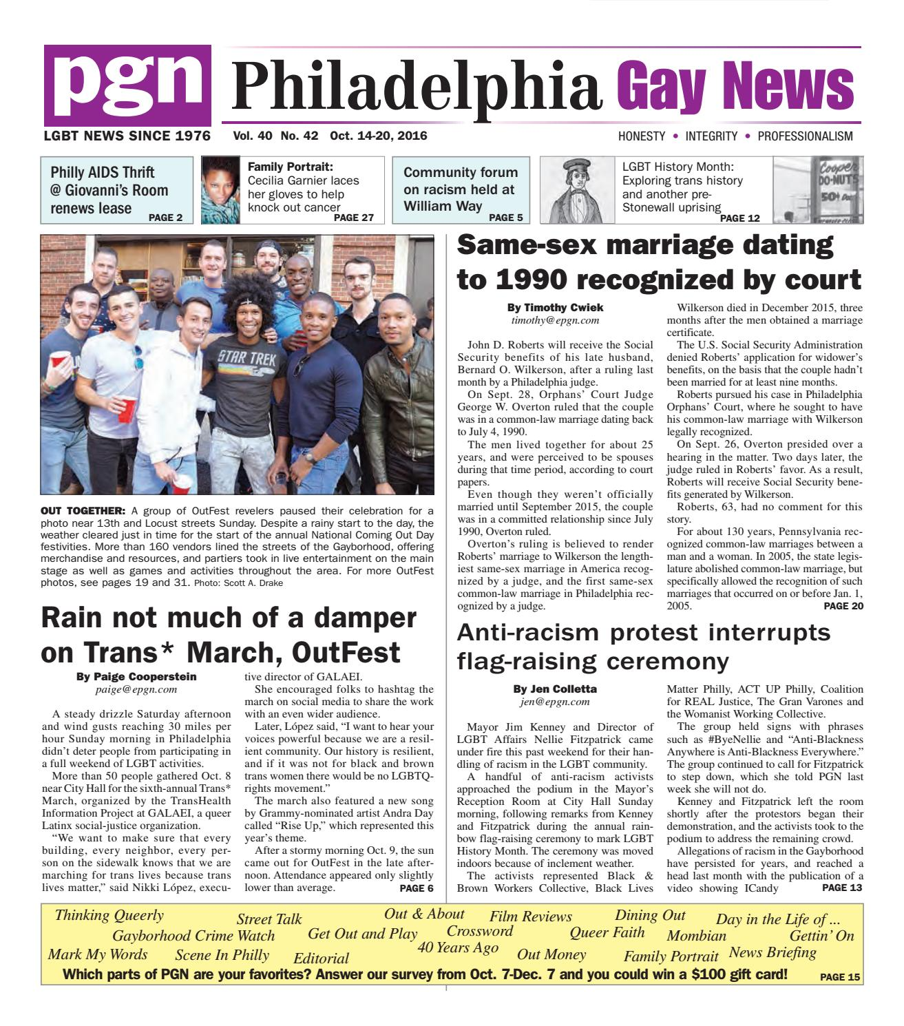philadelphias gay yellow pages