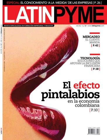 Edición Latinpyme No. 137