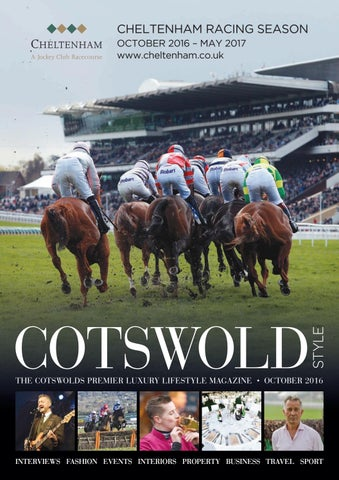 Cotswold Style October 2016