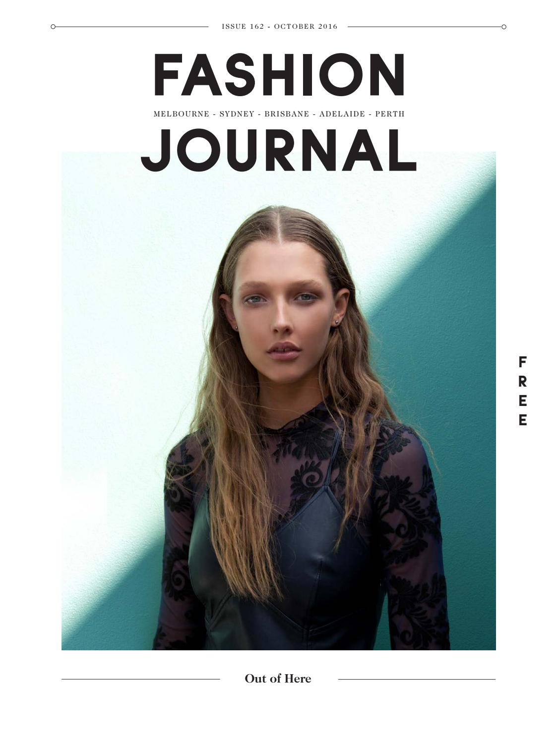 74a721c368 Fashion Journal 162 by Furst Media - issuu