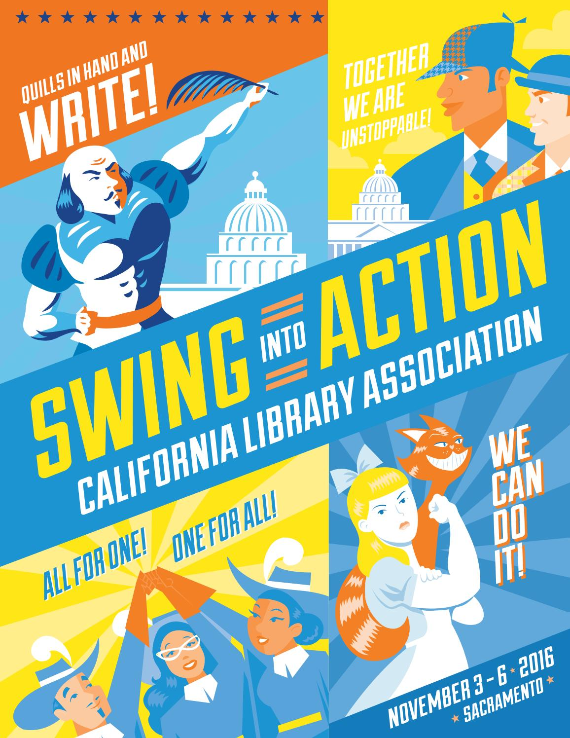 2016 CLA Conference Preliminary Program By California Library Association