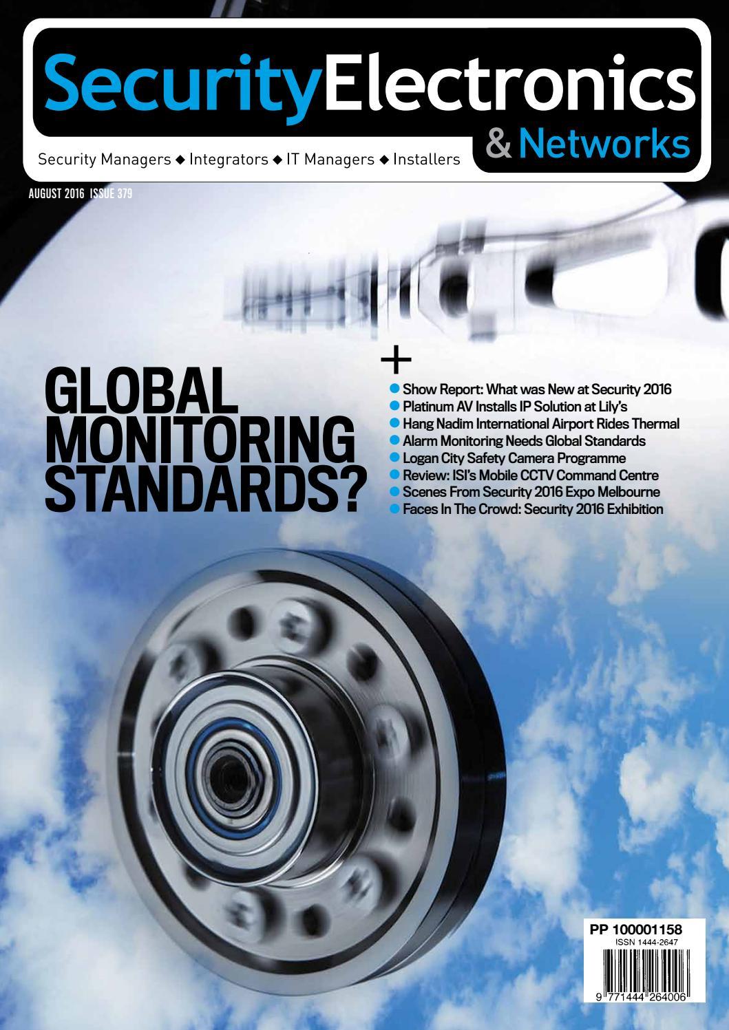 Sen aug16 by Security Electronics & Networks Magazine - issuu