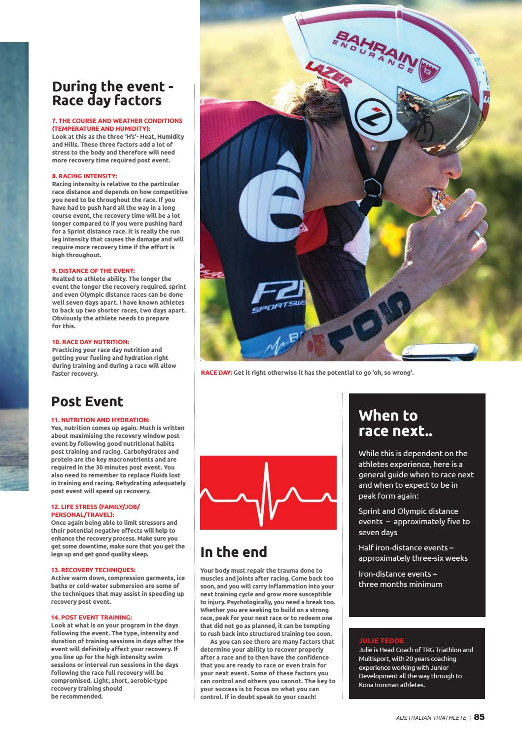 946ebbecb5 Australian Triathlete Magazine - 2016 Kona Souvenir Edition by Publicity  Press - issuu